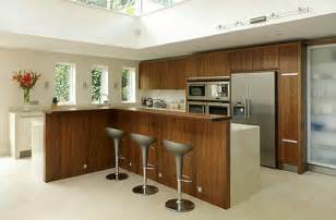Kitchen Cabinets With Bar Counter » Home Design 2017
