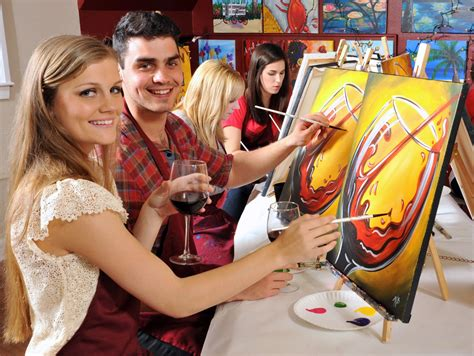 paint with a twist west 6 creative date ideas west on news 4 jax