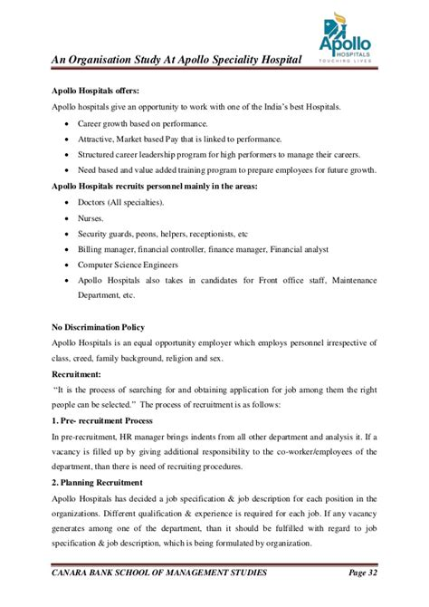 Jk Bank Letterhead apollo internship report