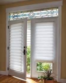 Window Covering Ideas For Patio Doors 1000 Ideas About French Door Blinds On Pinterest French