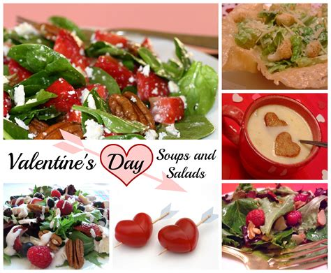 valentines salad valentine s day soup and salad ideas and recipes