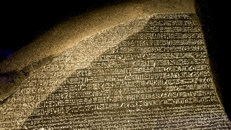 rosetta stone facts what is the rosetta stone ask history