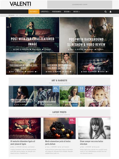 theme wordpress valenti 10 best premium wordpress themes for inspiration