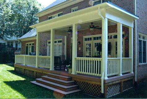 covered back porches covered porches southern porch patio co