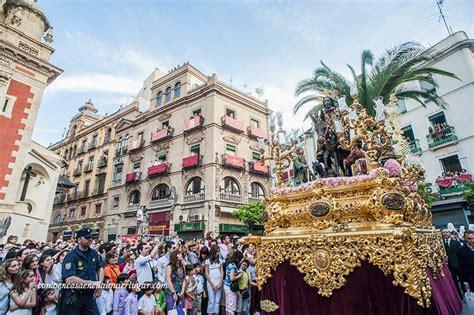 semana santa en sevilla conociendo sus procesiones