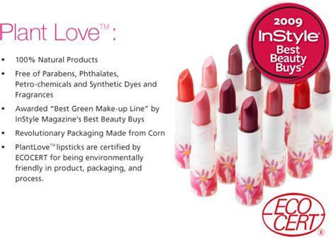 Cargo Plant Biodegrable Lipstick by Cargo Botanical Lipstick Addy S Esthetics Bodywork
