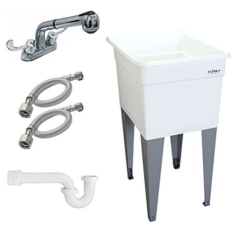 mustee 10c utility sink 28 mustee utility sink with legs and faucet mustee floor