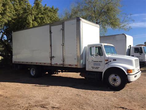 truck tucson box truck for sale in tucson arizona