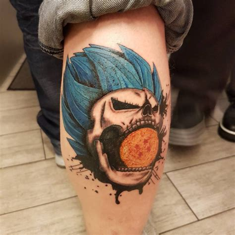 dragon ball tattoos tattoo collections