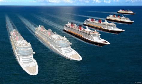 cruise ships bob iger announces two new disney cruise ships launching