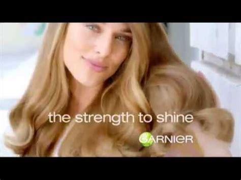 garnier fructise plush and full commercial actress garnier fructis full plush commercial featuring lana
