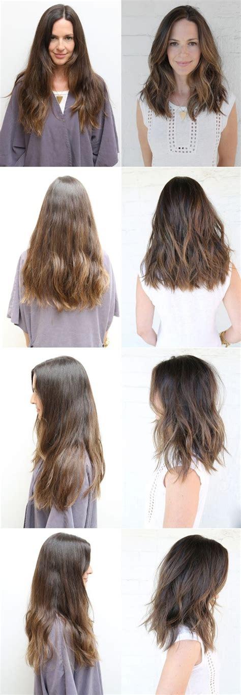 hair layers vs all one length 2013 frisuren f 252 r lange haare 30 ideen f 252 r tolle stufenschnitte