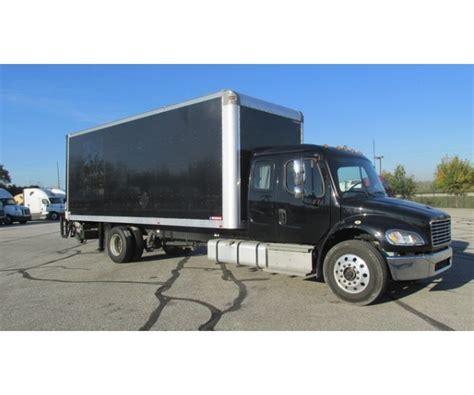 freightliner  box truck sold sku