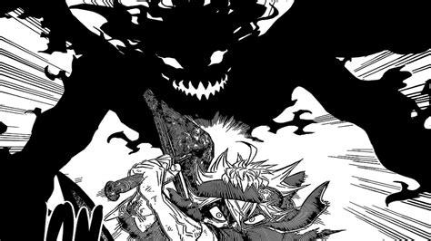 all asta forl godlike black clover chapter 71 ブラッククローバー reaction