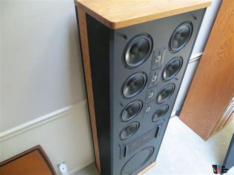 Wharfedale 105 Floorstanding Speaker Premium vintage polk audio sda srs tower speakers photo 1056337
