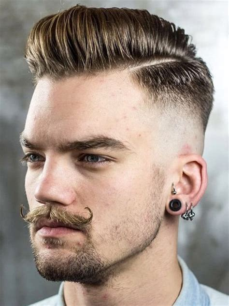 haircuts and hairstyles for men 2016 youtube men s skin fade pompadour hairstyles for 2016 men s