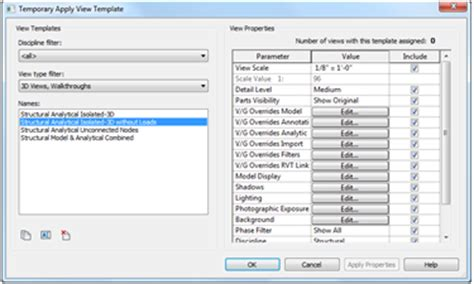 apply templates mode ideate solutions what s new in revit mep 2014 i a
