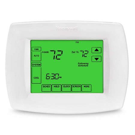 Honeywell Visionpro 8000 Programmable Commercial