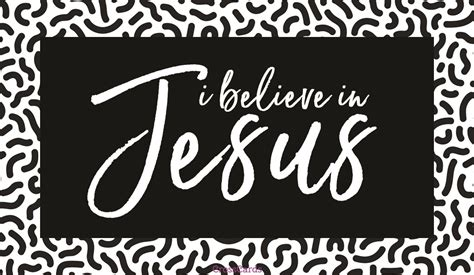 Believe In Jesus free i believe in jesus ecard email free personalized