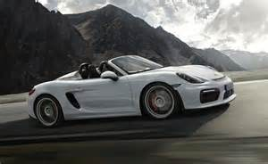 Porsche Boxster Spyder New Porsche Boxster Spyder Revealed On Sale In Australia