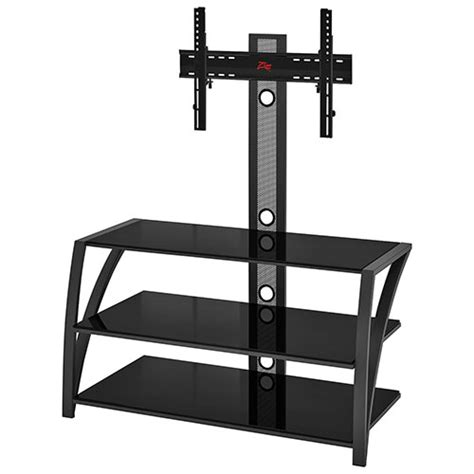 tv stands with mount z line designs fiore tv stand with integrated mount for