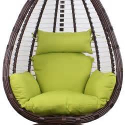 Shaped balcony hammock indoor adult swing hanging basket wicker chair