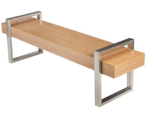 gus modern return bench 6 contemporary kitchen benches for your home cute furniture