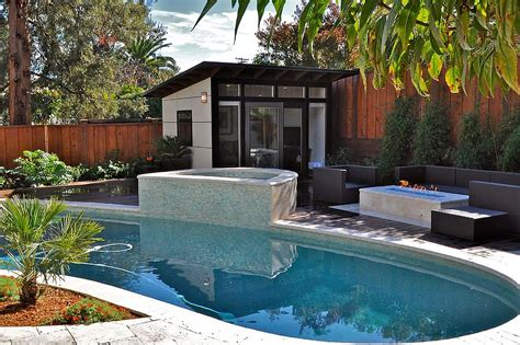 House Backyard Ideas 25 Pool Houses To Complete Your Backyard Retreat