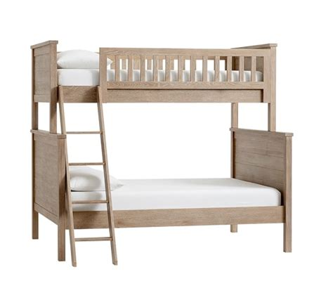 pottery barn bunk beds charlie twin over full bunk bed pottery barn kids