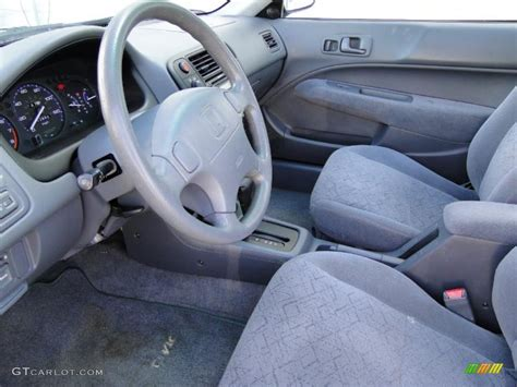 2000 Honda Civic Ex Coupe Interior by 2000 Honda Civic Ex Coupe Interior Photo 45583035