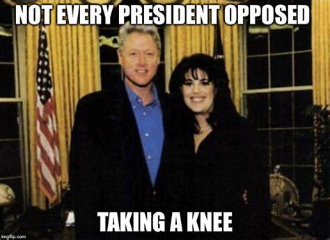 Monica Lewinsky Meme - bill clinton imgflip