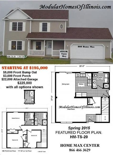 modular home floor plans illinois specials and incentives modular homes il with regard to