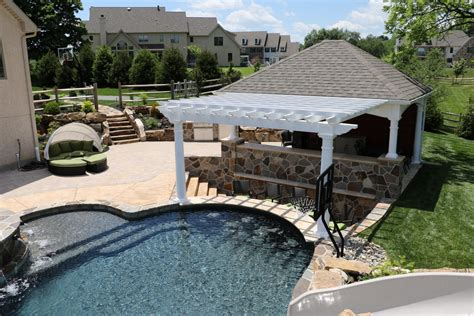 Ardmore Home Design Inc by Outdoor Structures Pavilions Burkholder Landscape