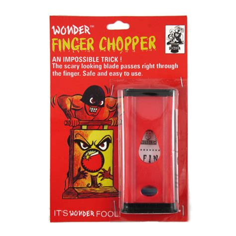 Finger Chooper up sell finger chopper