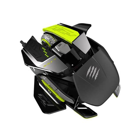 Mouse Was Mad mad catz r a t pro x ultimate gaming mouse ratprox