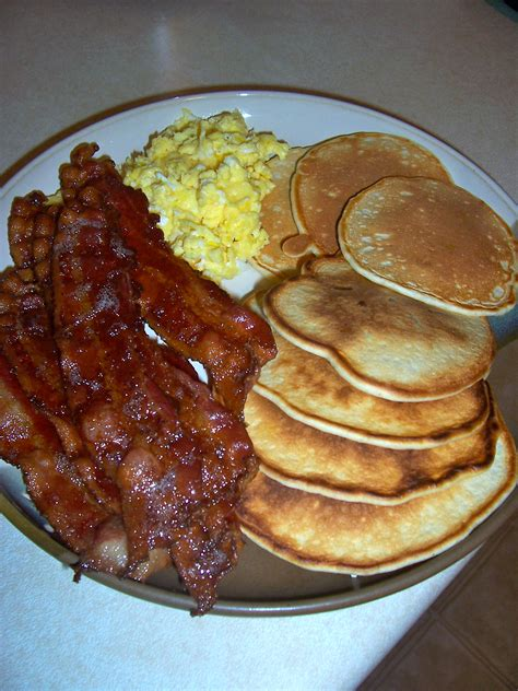 Handmade Breakfast - pancake lover s breakfast practically speaking