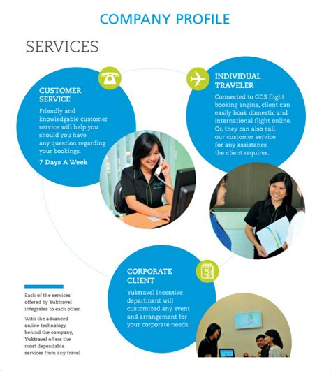 company profile design template word sle company profile sle 7 free documents in pdf word