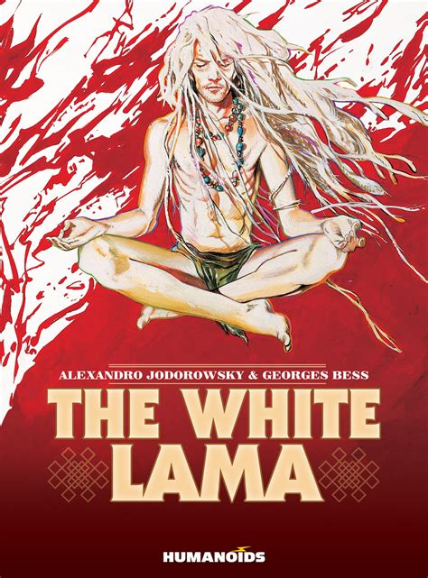 the white lama hardcover trade