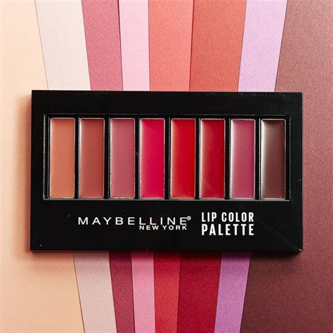 Lipstick Palette Maybelline 455 best images about must haves on matte lipsticks bold lipstick and shades