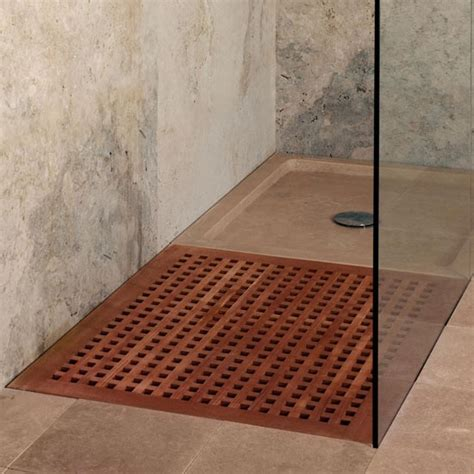 Shower Tray Wooden Footboard by Teak Shower Tray From Cp Hart Shower Trays Housetohome Co Uk