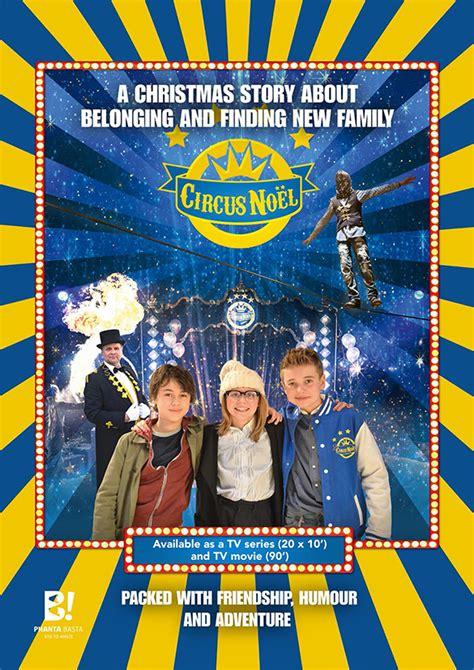 circus noel  tv series tv  incredible film