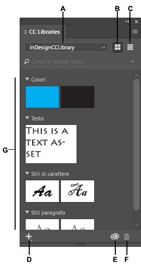 indesign font library creative cloud libraries in indesign