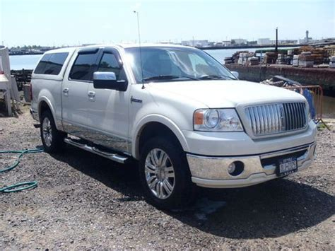 automotive air conditioning repair 2006 lincoln mark lt auto manual find used 2006 lincoln mark lt crew cab pickup 4 door 5 4l
