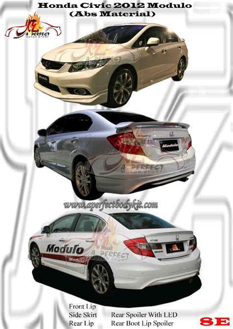 Grill Honda Civic Modulo 2012 2013 301 moved permanently