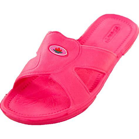 Flip Flop House Shoes by Womens Cross Sandals Slip On Slides Shower Shoes Flip Flop Sport House Ebay