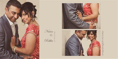 royal indian wedding album design rekha and navin s home wedding snapdragon pictures
