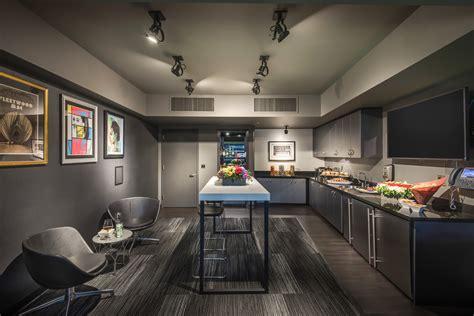 staples center suites refurbished photos zeidman