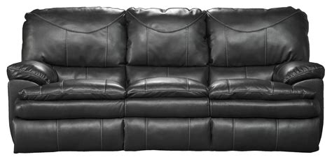 Perez Sofa For Sale by Perez Steel Reclining Sofa From Catnapper