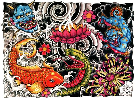 tattoo background hd wallpaper and background image 2000x1500