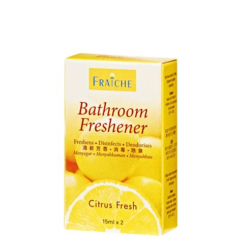 bathroom freshener citrus fresh cosway